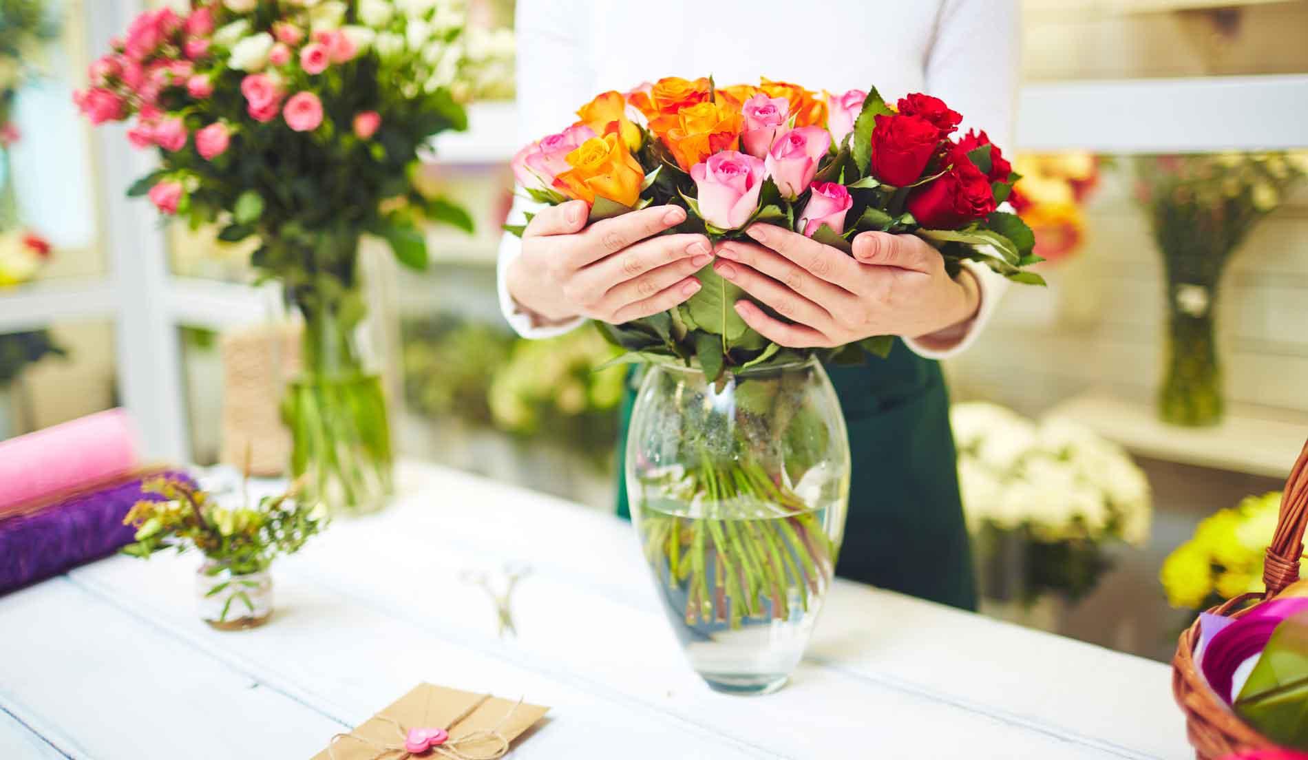 Flower Bouquet Care Instructions